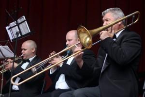 Духовой оркестр Модерн на фестивале