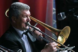 Духовой оркестр Модерн на фестивале в День России