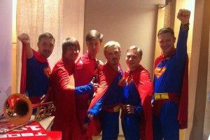 Оркестр суперменов