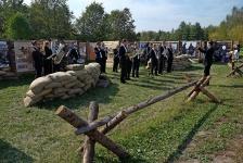 Военный духовой оркестр как в 1914 г.