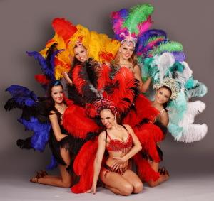 Танцы Бразилия