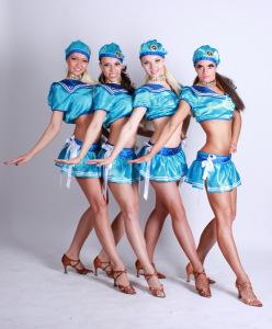 Танцы Морячки