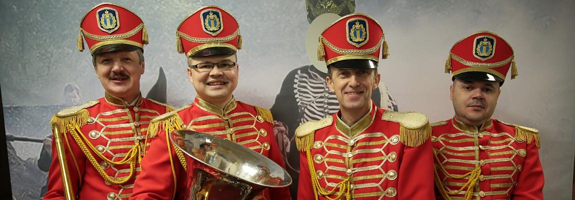 Заказать духовой оркестр Гусар