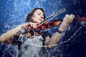 Оркестр на Москве реке
