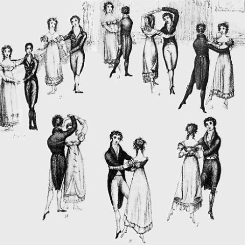 Танец с оркестром