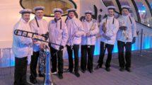 Морской оркестр прощание славянки