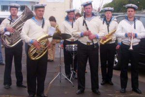 Морской оркестр форма