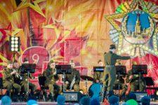 Духовой оркестр 9 мая