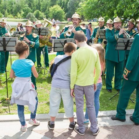 Пожарный оркестр