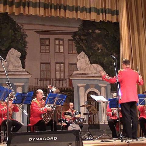 Концерт в Доме ученых