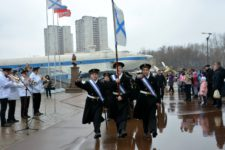 Оркестр Модерн музей истории ВМФ